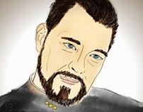 Riker's Beard