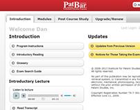 PatBar Online Exam & Study Guide
