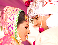 "Mohit & Swati ""Moment of togetherness"""