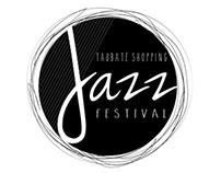 Criação da marca Taubaté Shopping Jazz Festival