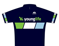 Young Life Adventures 2014 Cycling Kit