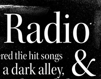 Pandora Ad Campaign