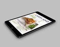 Lakeland Spring iPad Magazine 2013