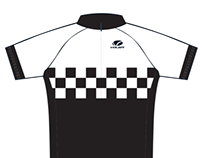 Two-Tone Cycling Jersey