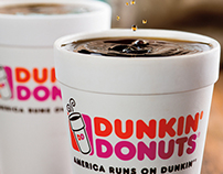 Dunkin' Coffee Leadership