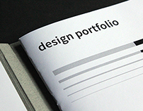 Personal Branding + Print Portfolio