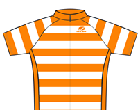 50-50 Bar Cycling Jersey