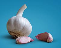"Arbidol ""Garlic"" Prints"