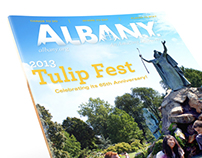 2013 Albany Visitors Guide