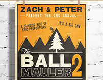 The Ball Mauler 2013 Poster