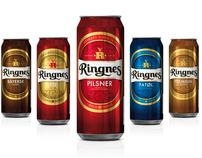 Ringnes Beer Design