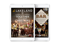 Lakeland Xmas iPad Magazine 2013