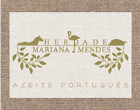 Herdade Mariana Mendes's Olive Oil