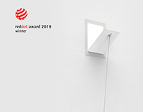 Hatch lamp / Red Dot Concept Design Award 2019