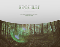 NEMOPHILIST // Haunter of the Woods - Ade-sign
