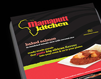 Mamaputt Kitchen - Brand & Packaging