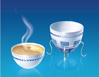 """Maxwell House """"Jus Find A Cup"""" TVC, Prints"""