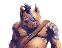 war pig!