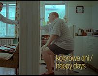 kolorowe dni / happy days TEASER