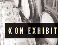 Quackenbush Rum Exhibit Panels
