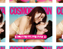 HEARST, COSMOPOLITAN: Display Advertising Campaign
