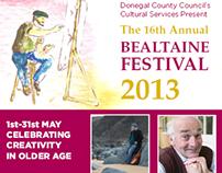 Brochure: Bealtaine Festival
