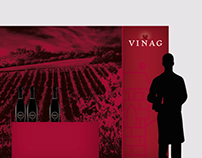 Vinag Wine cellar | Identity proposal | 2010