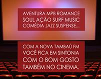 Cartão Cortesia 102.5 FM