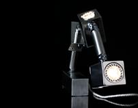 LAMPIXAR - An ecological lamp.