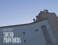 An evening with the Sound Providers