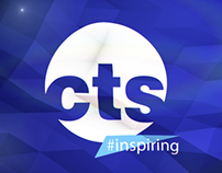 CTS (Crossroads Television Station) Branding