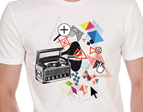 Tee-shirt Section communication graphique