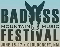 Badass Mountain Music Festival 2012