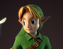 Link - Ocarina of Time