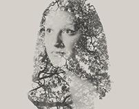 Self Portrait | Double Exposure