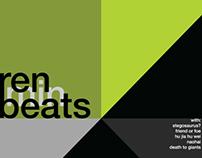 Ren Min Beats posters