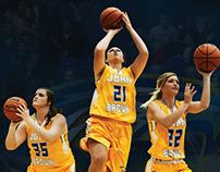 JBU Women's Basketball Media Guide