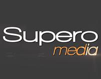 Supero Media Logo Animation