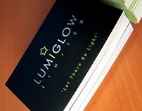 Lumiglow |  Logo and Biz Cards