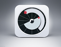 Clock IOS with new Style