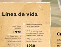 Arguedas Infographic