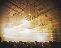 I LOVE TECHNO 2013 Event design