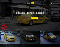 Yellow Taxi Website
