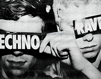I LOVE TECHNO 2013 Campaign