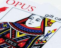 Opus Gift Card