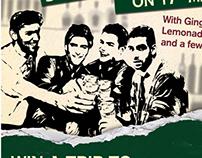 Jamesons Whiskey St Patricks Day Promotion