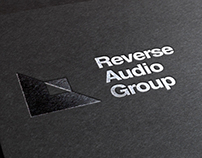 Reverse Audio Group Logo