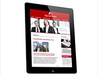Reemtsma: CMS Website + Mobil Version