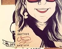 Onyx Coffee Lab: Poster Series