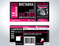 Invitation to the exhibition electronics